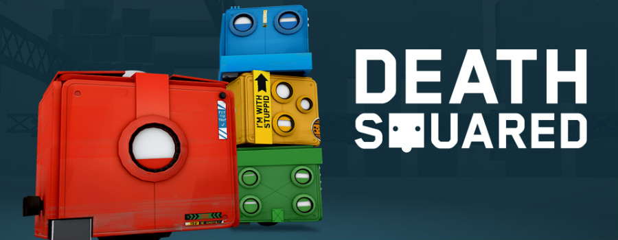 Death squared nintendo switch logo
