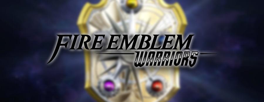 Fire emblem warriors wiiu