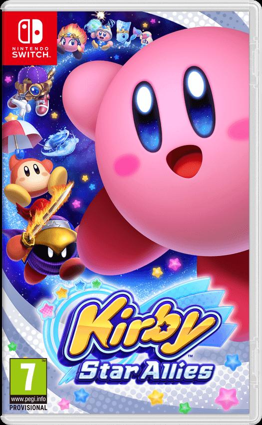Kirby star allies nintendo switch 1