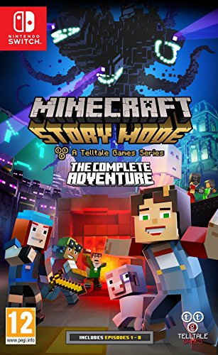 Minecraft story mode l aventure complete