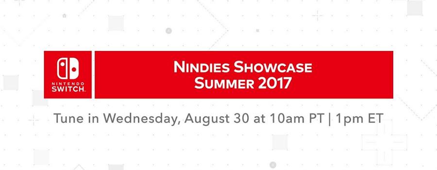 Nindies showcase nintendo switch