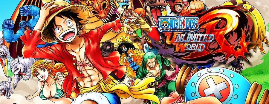 Nintendo switch one piece unlimited world red deluxe edition annonce