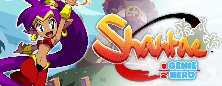 Shantae 12 genie hero