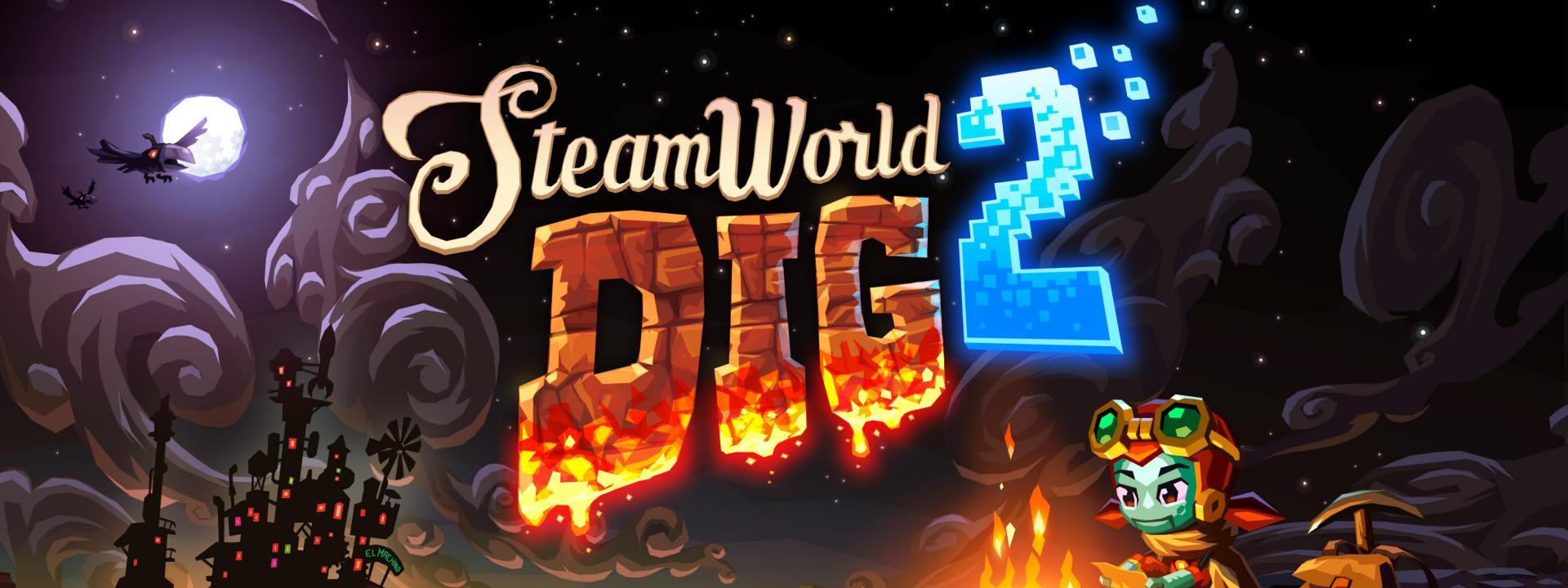 Steamworld dig 2 switch actu