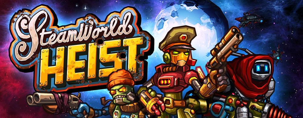 Steamworld heist switch