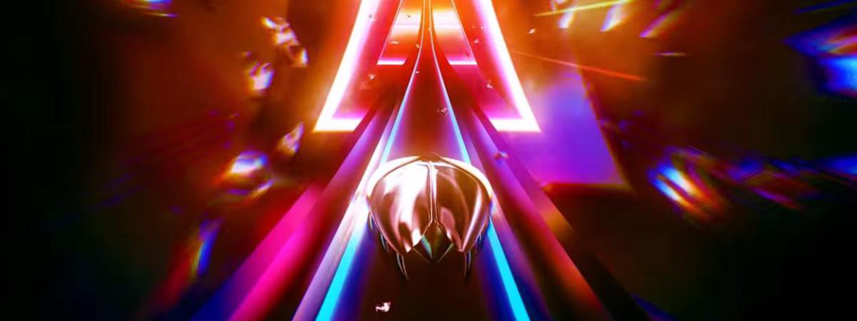 Thumper game nintendo switch