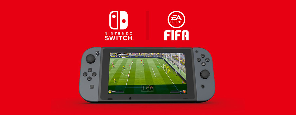Ventes fifa switch